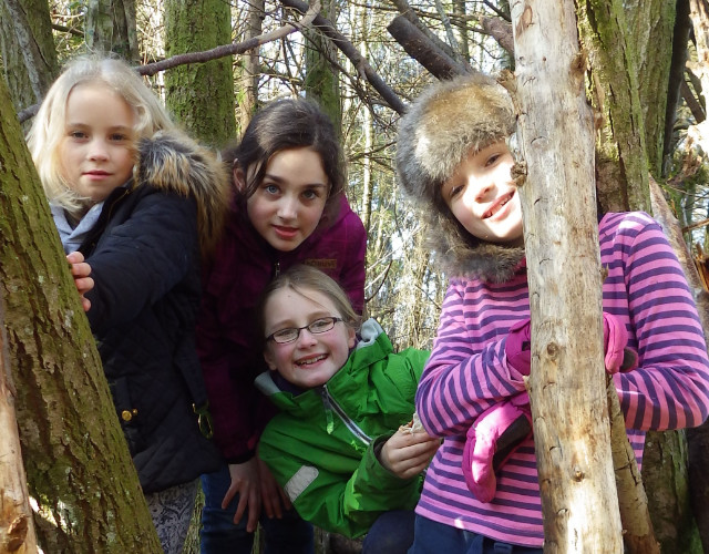 Woodland Adventure Club Haldon Forest
